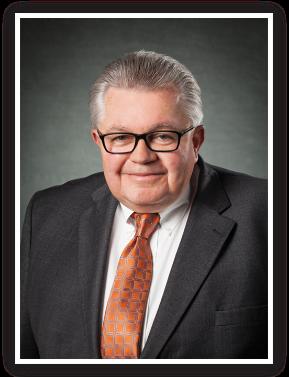 Former Graceworks President Bill Serr