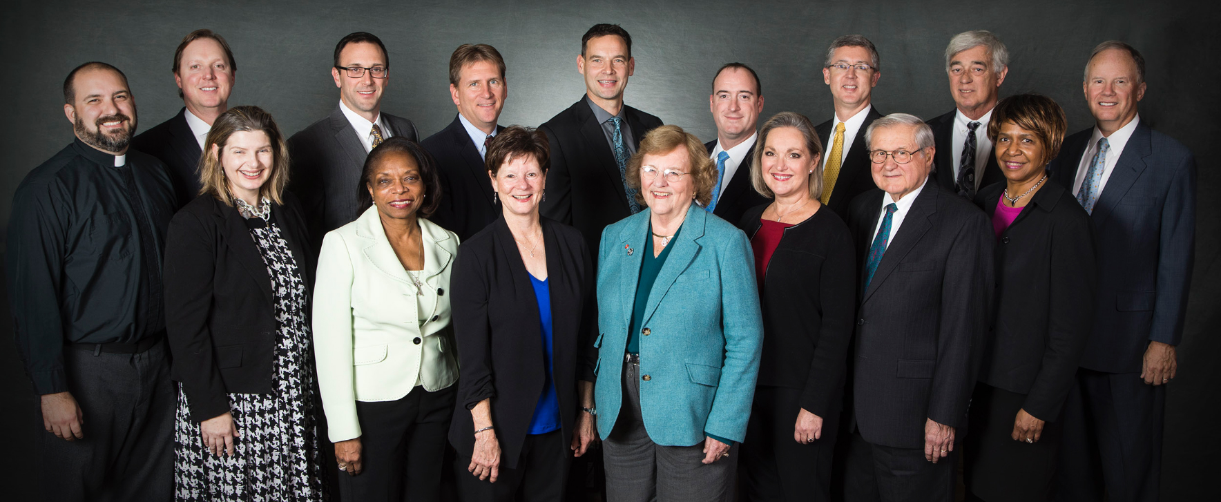 Portrait of Graceworks Board of Directors